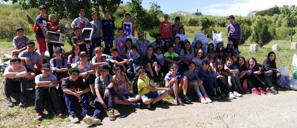 Clean Up 2017(La Selva del Camp).3
